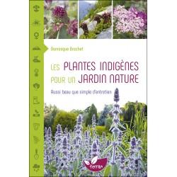 """livre : """"Les plantes indigènes pour un jardin nature"""""""