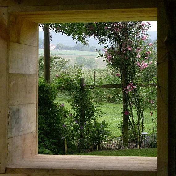 Cage à roses - Pépinière Brochet Lanvin